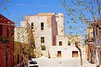 Piazza Castello  - Castellammare del golfo (3704 clic)