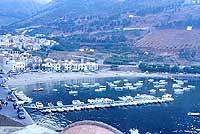 Panorama sul porto turistico  - Castellammare del golfo (3762 clic)