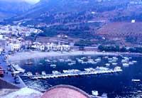 l'interno del porto  - Castellammare del golfo (3226 clic)