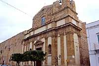 chiesa di s. Francesco da paola  - Castelvetrano (6636 clic)
