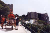 Balio e Castello di venere  - Erice (5770 clic)