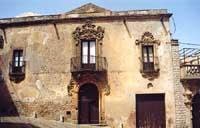 barocco piazza san domenico  - Erice (3253 clic)