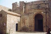 Chiesa di San Cataldo (o Ex Chiesa di San Domenico?)  - Erice (6420 clic)