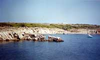 cala rotonda-arco di ulisse  - Favignana (3779 clic)