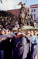 Venerdì Santo: processione dei Misteri  - Trapani (3984 clic)