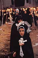 La processione dei misteri  - Trapani (10599 clic)