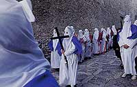 Venerdì Santo  - Erice (5496 clic)