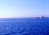 Isolotto della Formica Ex stabilimento ittico ora centro della comunità di Mondo X  - Formica (7173 clic)