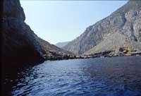Isole Egadi - La costa di Marettimo (Scalo-Maestro), oppure Manione  - Marettimo (4004 clic)