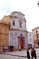 Chiesa di Maria Santissima Addolorata  - Marsala (7795 clic)