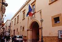 palazzo comunale  - Marsala (2993 clic)