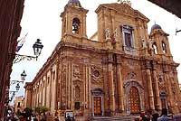 La Cattedrale dedicata a S.Tommaso di Canterbury  - Marsala (4598 clic)