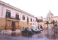 PALAZZO VESCOVILE  - Mazara del vallo (4390 clic)