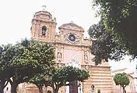 Cattedrale di Mazara - facciata  - Mazara del vallo (2117 clic)
