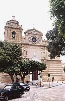 Cattedrale di Mazara - facciata  - Mazara del vallo (2195 clic)