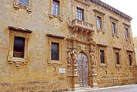 Centro polivalente ex collegio dei Gesuiti  - Mazara del vallo (4471 clic)