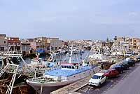 Il porto  - Mazara del vallo (11204 clic)
