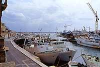 Il porto canale di Mazara del Vallo  - Mazara del vallo (4925 clic)