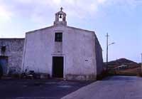 Antica chiesetta in contrada S. Vito - Pantelleria  - Pantelleria (2082 clic)