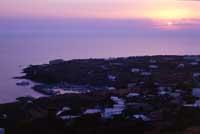 Suggestivo Tramonto da Contrada Scauri  - Pantelleria (10420 clic)