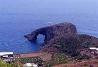 Pantelleria - scoglio dell'elefante