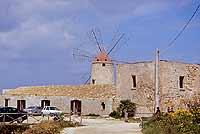 Saline di Trapani e Marsala - mulini a vento  - Trapani (2103 clic)