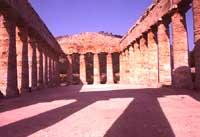 Tempio di Segesta  - Segesta (2229 clic)
