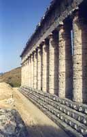 Tempio di Segesta  - Segesta (2096 clic)