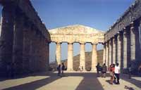 Tempio di Segesta  - Segesta (1619 clic)