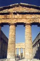 Tempio di Segesta  - Segesta (1755 clic)