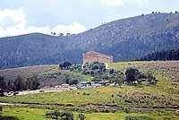 Tempio di Segesta  - Segesta (8391 clic)