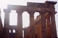 Tempio di Selinunte  - Selinunte (2001 clic)