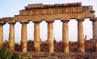 Tempio di Selinunte  - Selinunte (1864 clic)