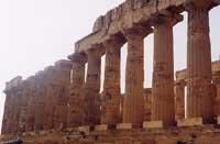Tempio di Selinunte  - Selinunte (1866 clic)
