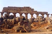 Tempio di Selinunte  - Selinunte (1735 clic)