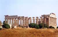 Tempio di Selinunte  - Selinunte (1725 clic)