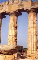 Tempio di Selinunte  - Selinunte (1929 clic)