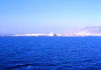 isolotto della COLOMBAIA ex carcere militare all'uscita del porto di Trapani  - Trapani (3600 clic)