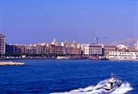 Trapani il porto (viale Regina Margherita)  - Trapani (7879 clic)