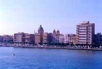Lungomare del porto  - Trapani (4383 clic)