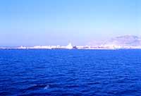 vista dell'ingresso del porto  - Trapani (3558 clic)