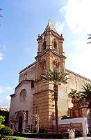 Santuario Maria SS. Annunziata  - Trapani (6674 clic)