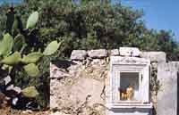 Edicola votiva  - Cassaro (4473 clic)