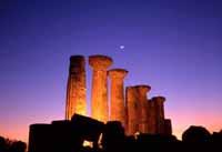 Tempio di Ercole  - Valle dei templi (5986 clic)